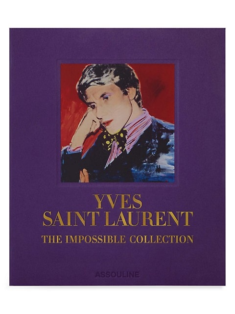 The Impossible Collection: Yves Saint Laurent