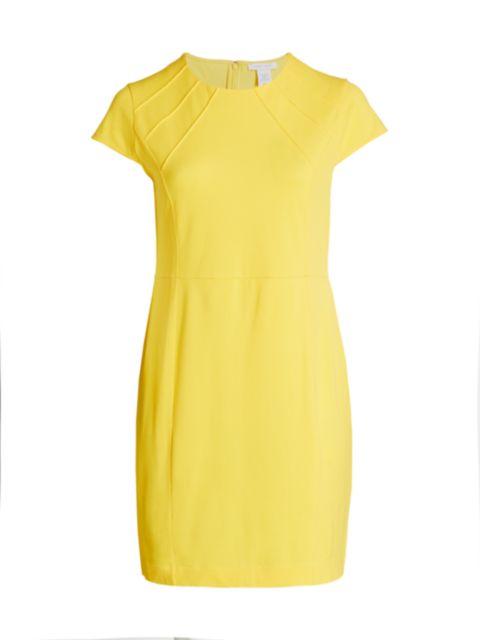 Joan Vass, Plus Size Stretch Pique Stitch Dress   SaksFifthAvenue