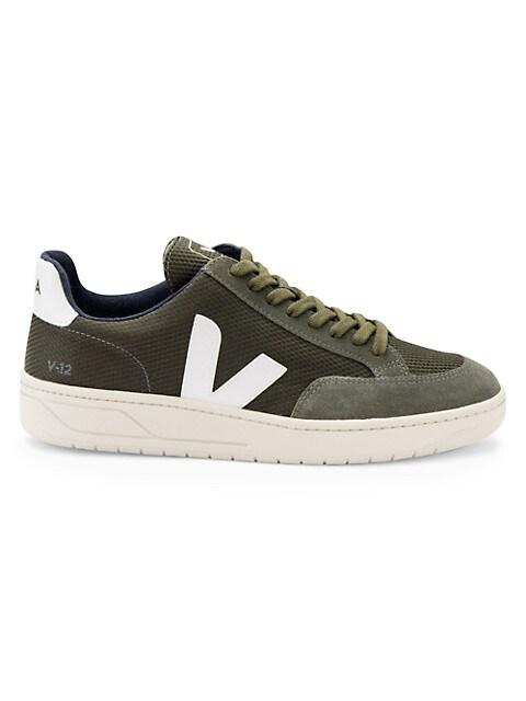 V-12 B-Mesh Low-Top Sneakers