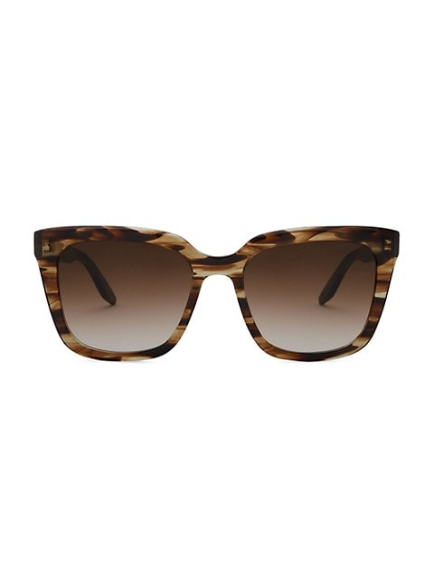Bolsha 54MM Square Sunglasses