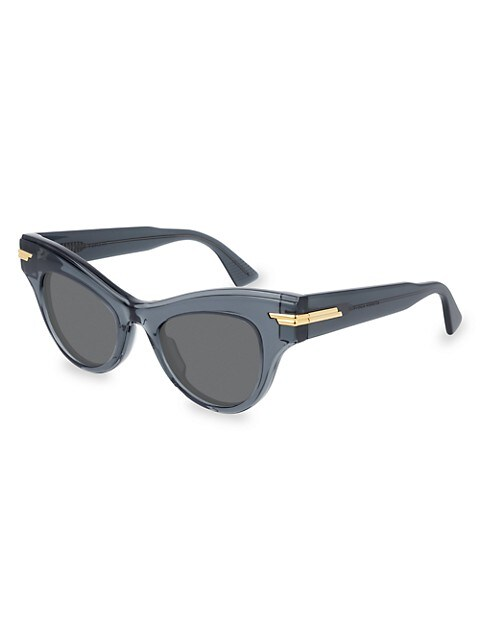 47MM Cat Eye Sunglasses