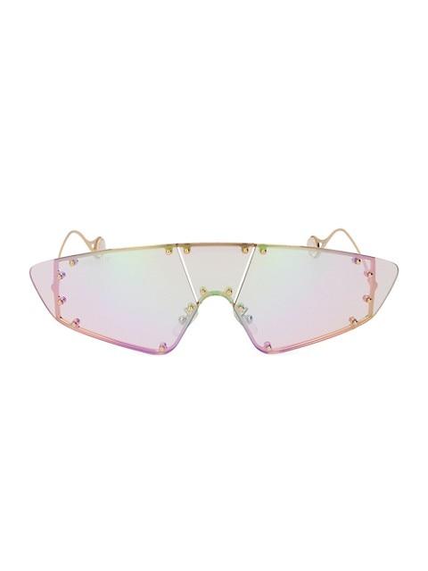 Techno 99MM Mask Sunglasses