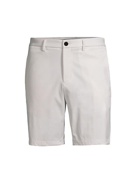 Zaine Slim-Fit Straight-Leg Shorts