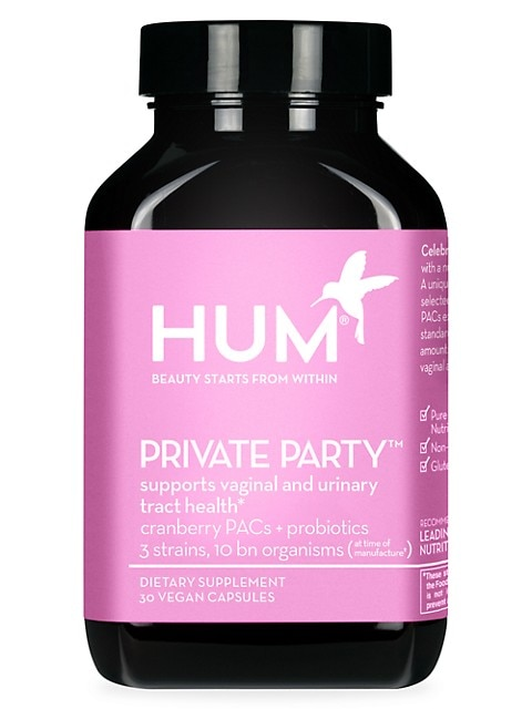 Private Party™ Vaginal & Urinary Tract Heatlh Dietary Supplement