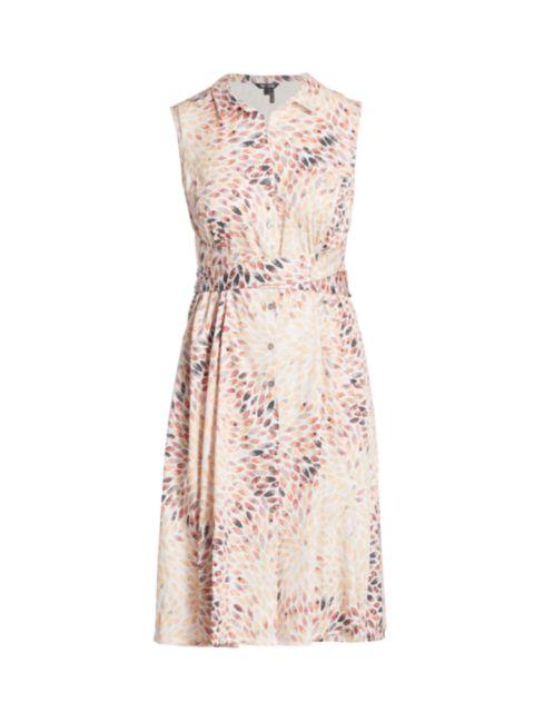 NIC+ZOE, Plus Size Morning Burst Shirt Dress | SaksFifthAvenue