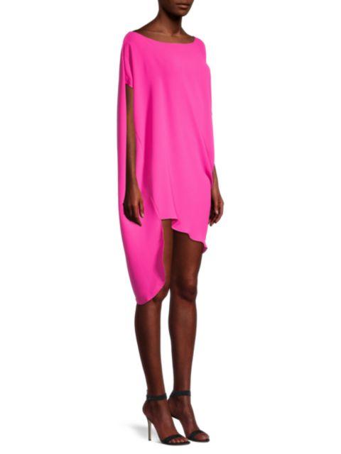 Trina Turk Radiant Asymmetrical Dress | SaksFifthAvenue