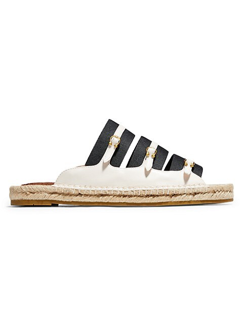 Devon Leather Espadrille Sandals