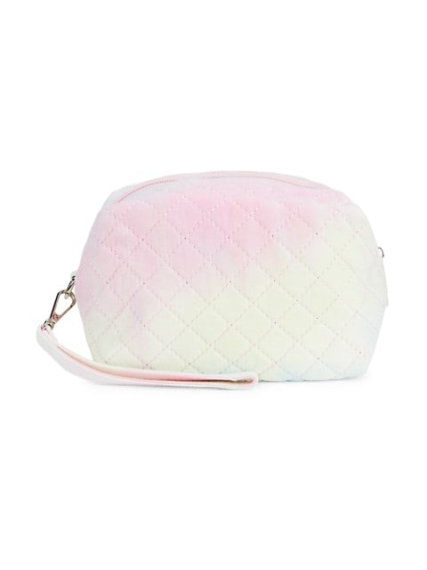 Girl's Tie-Dye Make-Up Pouch