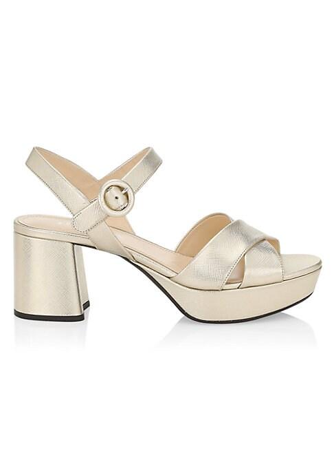 Prada Platform Shoes | saksfifthavenue