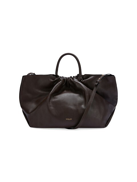 Los Angeles Leather Tote