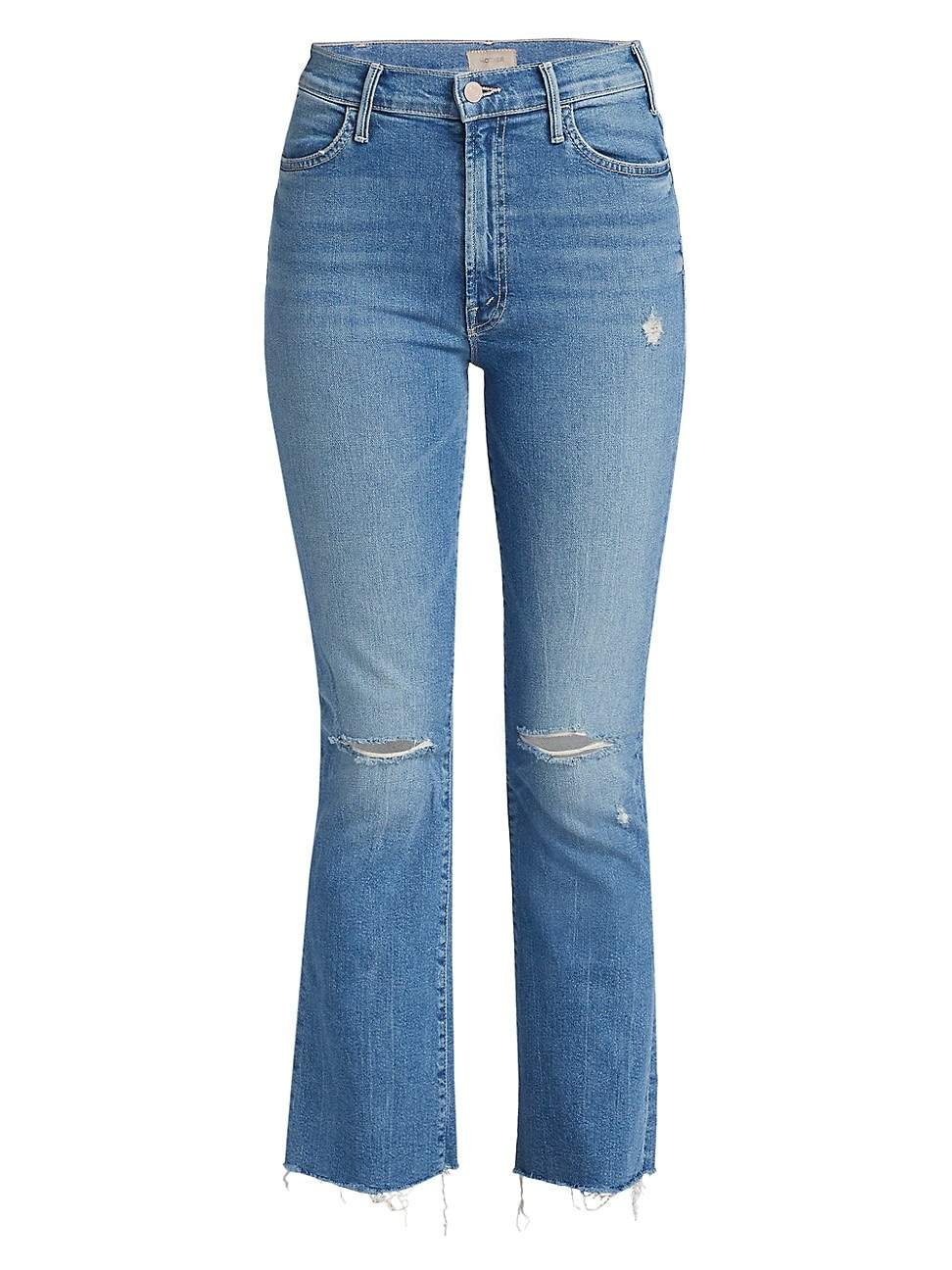 Mother Denims WOMEN'S THE HUSTLER ANKLE FRAY JEANS