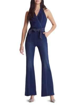 Mother The Halter Doozy Jumpsuit