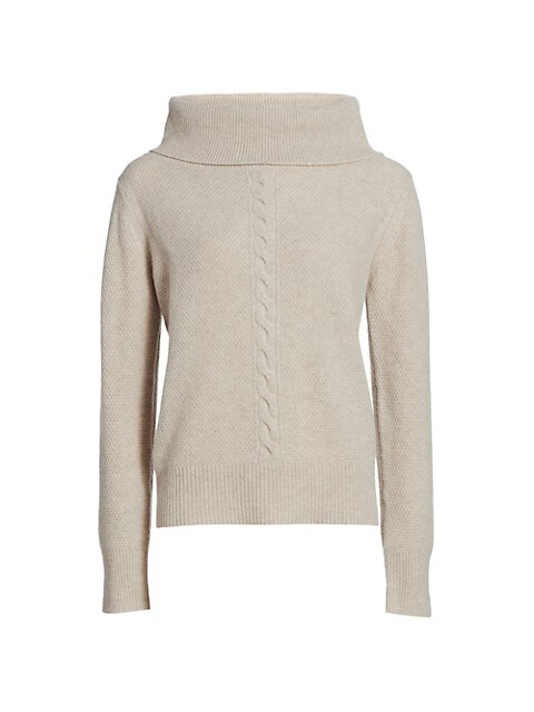 Nettare Cashmere Turtleneck Sweater
