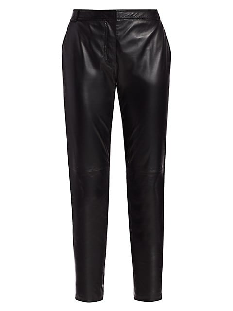 Henri Leather Pants