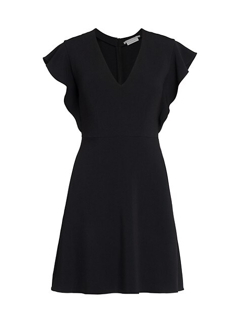 Grace Ruffle Dress