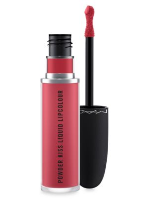 Mac Powder Kiss Liquid Lipcolour In Pink