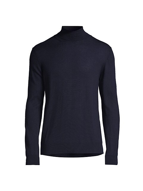 COLLECTION Lightweight Cashmere Turtleneck Sweater