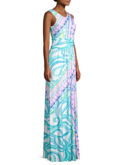 Lilly Pulitzer Marco Maxi Dress | SaksFifthAvenue