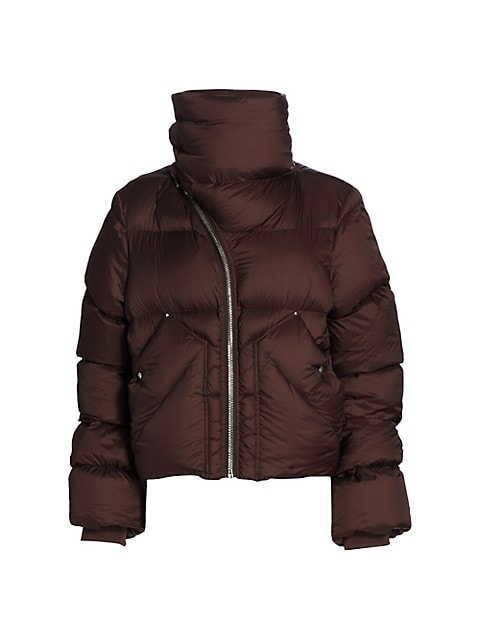 Mountain Duvet Down Puffer Coat