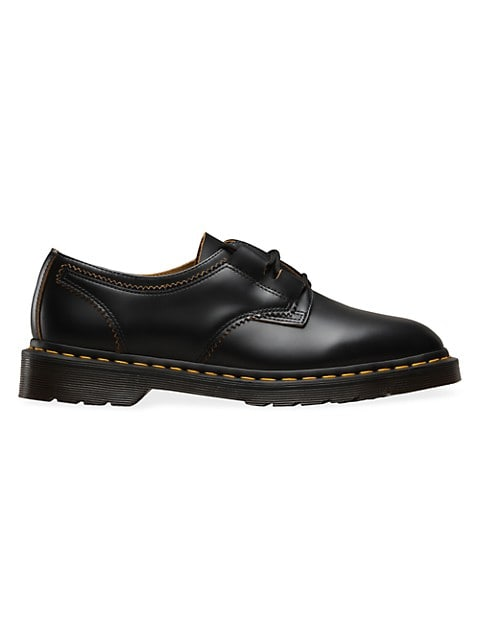 Archive 1461 Ghillie Leather Oxfords