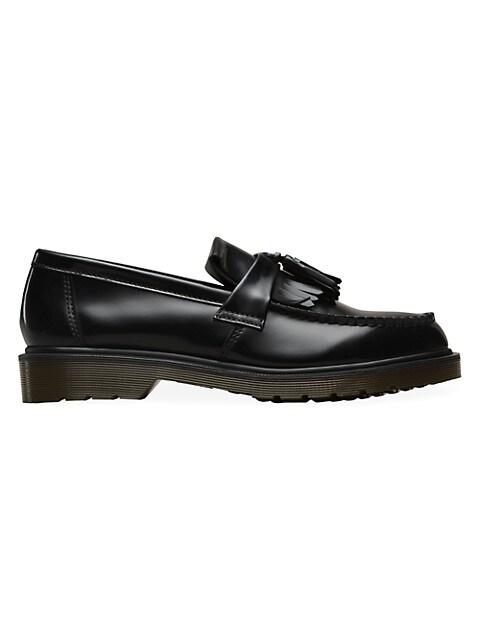 Dr Martens Adrian Tassel Leather Loafers Saksfifthavenue