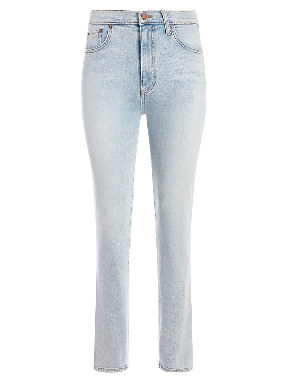 Alice And Olivia WOMEN'S STUNNING HIGH-RISE STRAIGHT JEANS