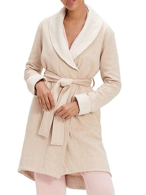 Blanche II Fleece Robe