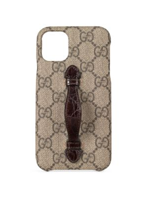 Gucci GG Supreme iPhone 11 Case