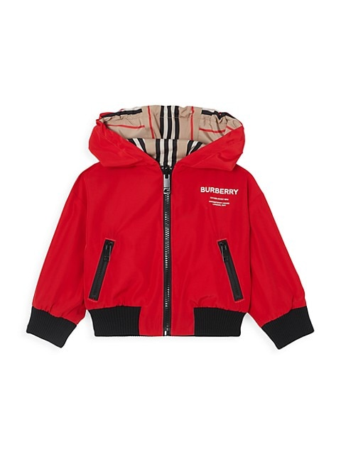 Baby's & Little Kid's Tommy Icon Coat