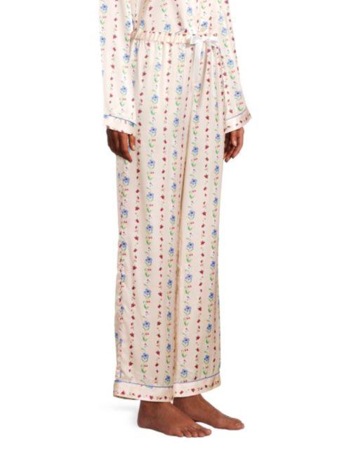 Morgan Lane Chantal Floral Pants | SaksFifthAvenue