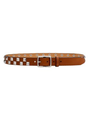 Rag & Bone Leather Boyfriend Belt