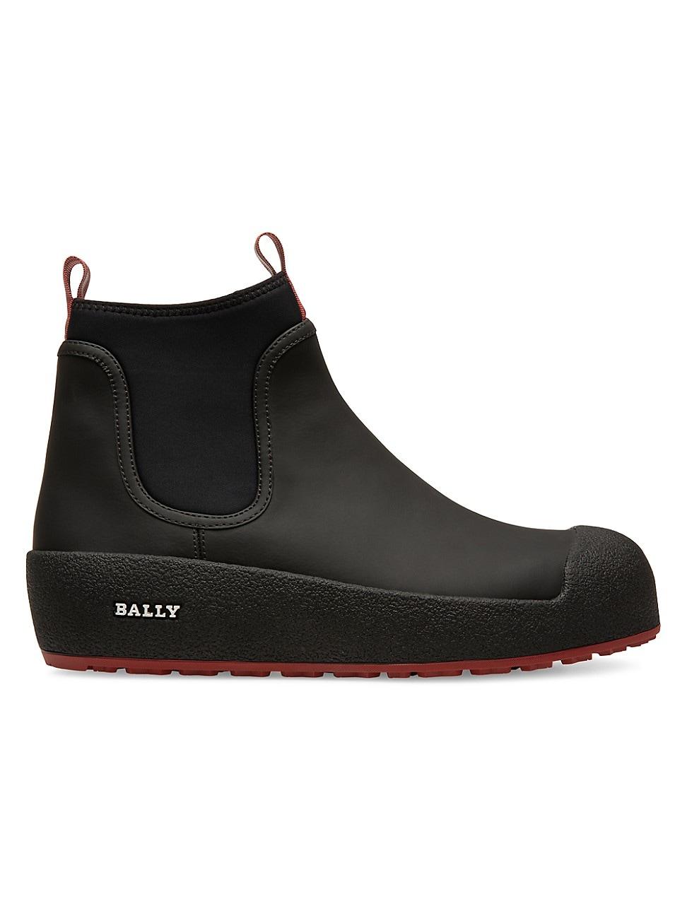 Bally Men's Cubrid Chelsea Boots In Black