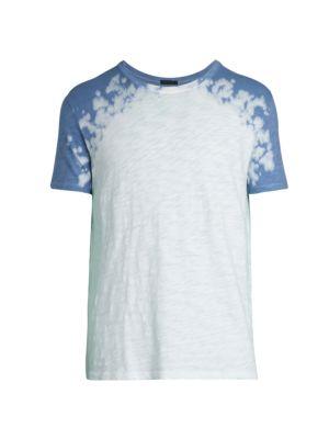 Atm Anthony Thomas Melillo Slub Jersey Dip-Dye T-Shirt