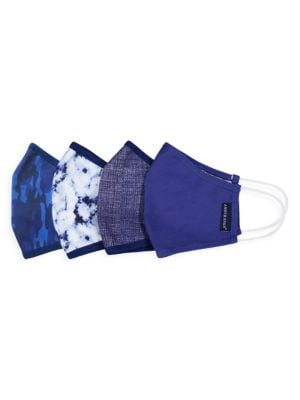 Andy & Evan 4-Pack Cloth Face Masks