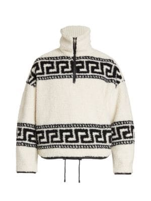 Isabel Marant Garno Fleece Jacket