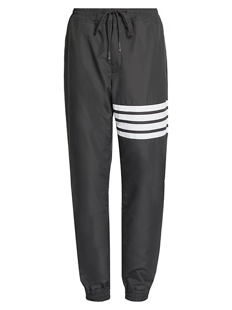 Striped Flyweight Tech Track Pants