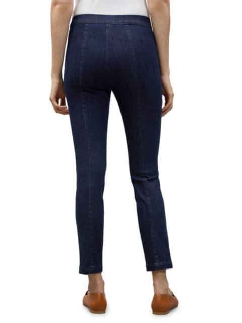 Lafayette 148 New York Murray Cropped Skinny Pants   SaksFifthAvenue