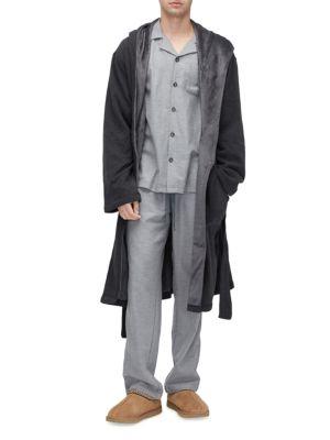 Ugg Brunswick Faux Fur-Lined Robe