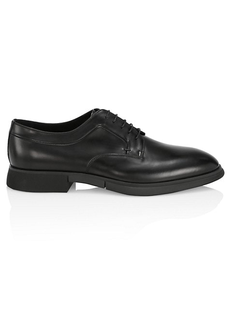 Morley Leather Derby Shoes
