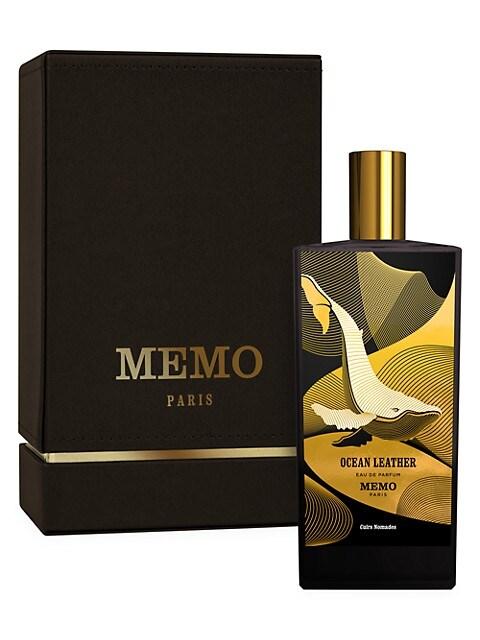 Cuirs Nomades Ocean Leather Eau De Parfum