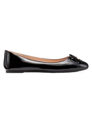 Kate Spade Cambridge Patent Leather Ballet Flats