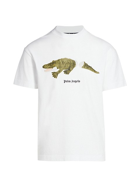 Crocodile Graphic T-Shirt