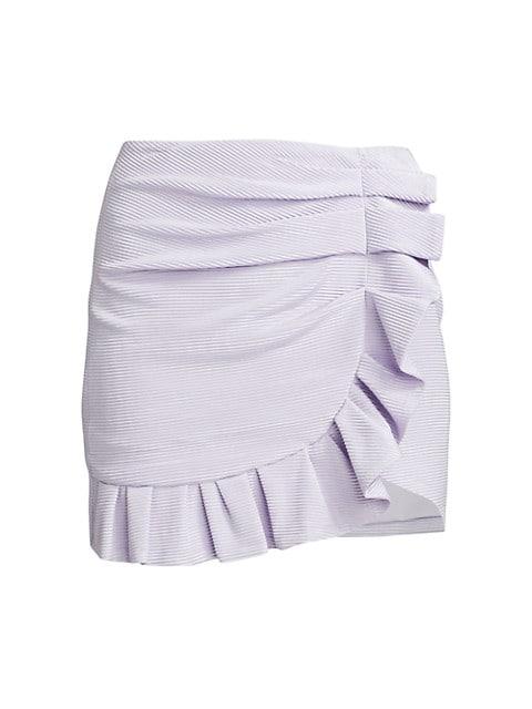 Azalea Ruffle Mini Skirt