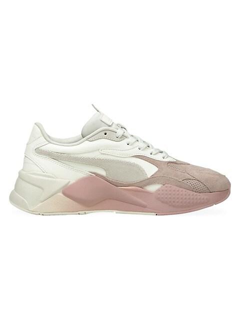 Women's RS-X³ Colorblock Suede Sneakers