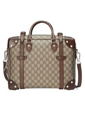 Gucci GG Supreme Mini Suitcase
