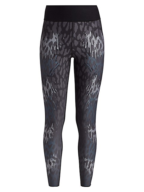 Ocelot Print Ultra-High Leggings