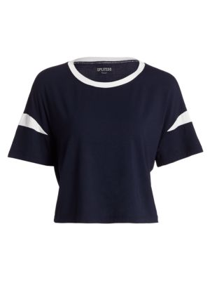 Splits59 Quinn Panelled T-Shirt