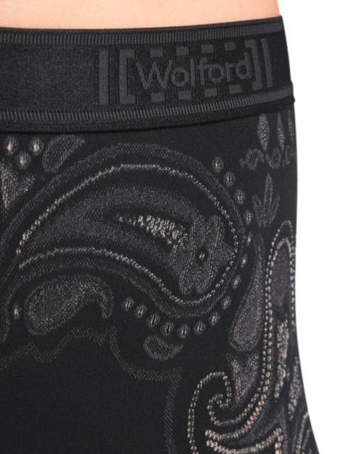 Wolford Om Paisley Lace Leggings   SaksFifthAvenue