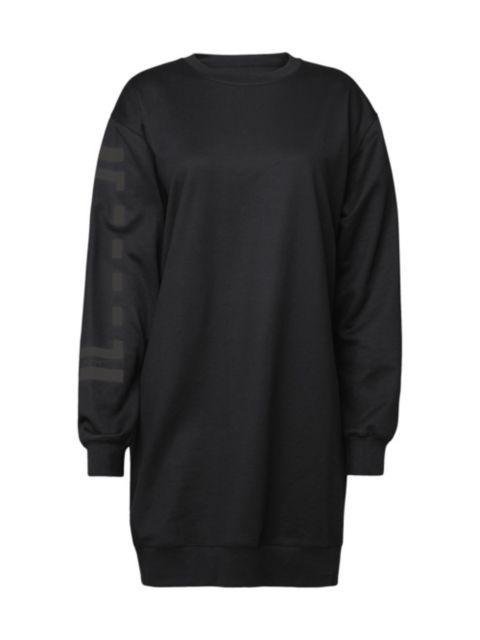 Wolford Logo Sweatshirt Dress   SaksFifthAvenue