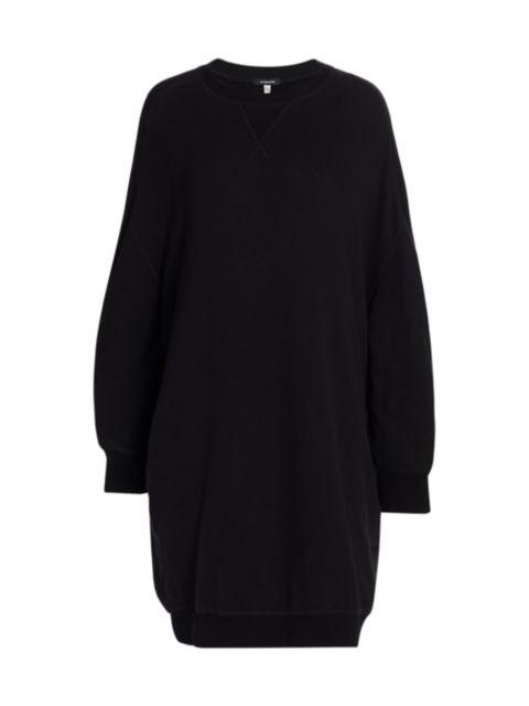 R13 Grucge Sweatshirt Dress   SaksFifthAvenue